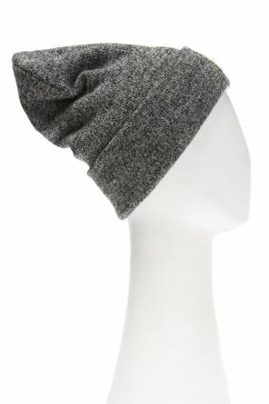 Wool hat with logo od Isabel Marant